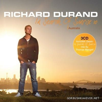 In Search Of Sunrise 10 (Australia) [2012] Mixed by Richard Durand & Thomas Mengel