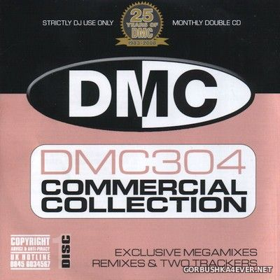 DMC Commercial Collection 304 [2008] / 2xCD