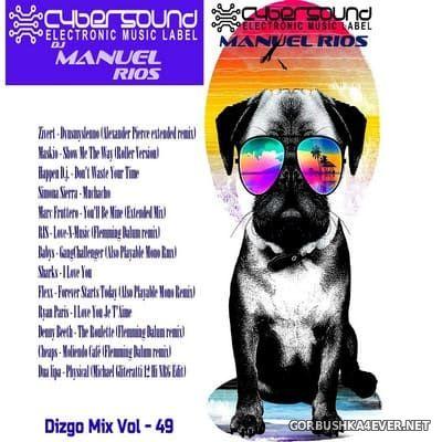DJ Manuel Rios - Dizgo Mix vol 49 [2020]