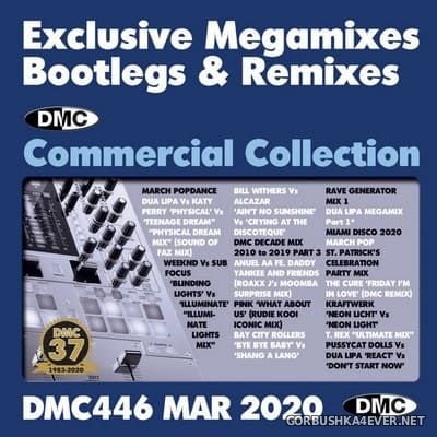 DMC Commercial Collection 446 [2020] March / 2xCD