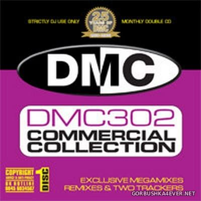DMC Commercial Collection 302 [2008] / 2xCD