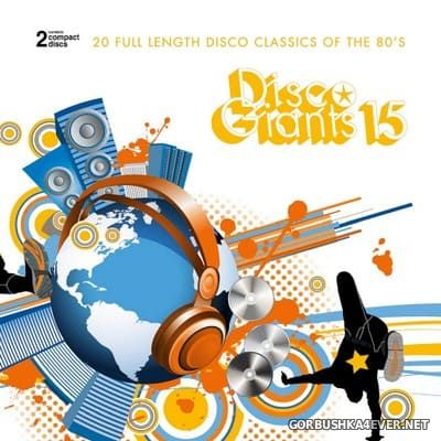 [PTG Records] Disco Giants 15 [2020] 2xCD
