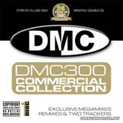 DMC Commercial Collection 300 [2008] / 2xCD