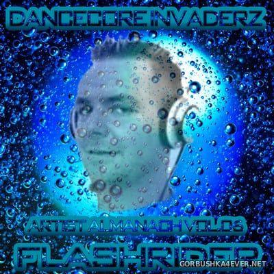 Artist Almanach vol 06 (Flashrider Edition) [2020] by Dancecore Invaderz