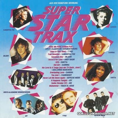 [OK-Musica] Super Star Trax '88 [1988]