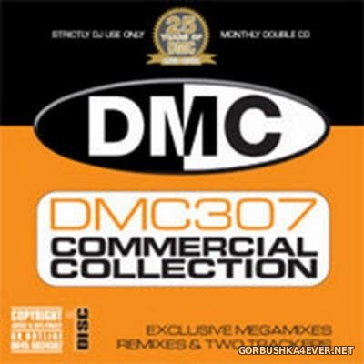 DMC Commercial Collection 307 [2008] / 2xCD