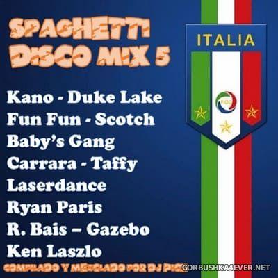 DJ Pich - Spaghetti Disco Mix vol 05 [2020]