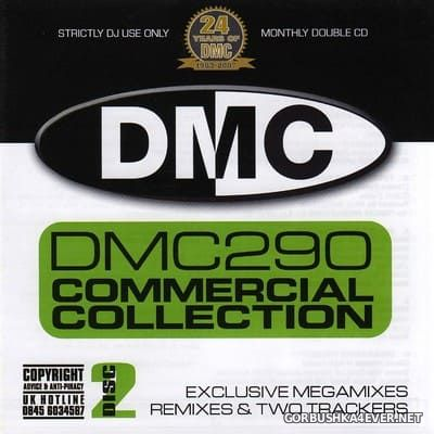 DMC Commercial Collection 290 [2007] / 2xCD