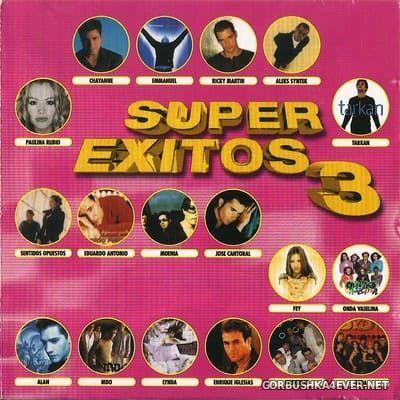 Super Exitos 3 [2000]