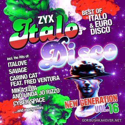 ZYX Italo Disco New Generation vol 16 [2020] / 2xCD