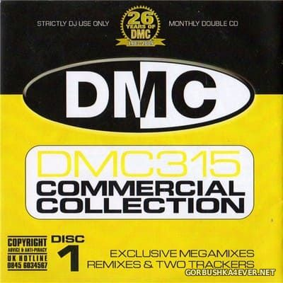 DMC Commercial Collection 315 [2009] / 2xCD