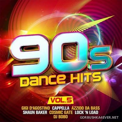 90s Dance Hits vol 5 [2020] / 2xCD