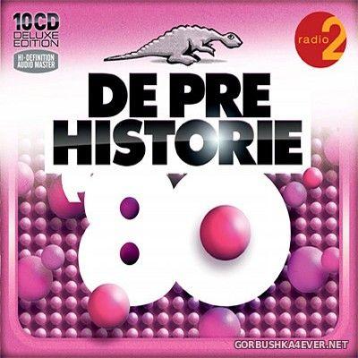 De Pre Historie 80 [2012] / 10xCD / Box Set