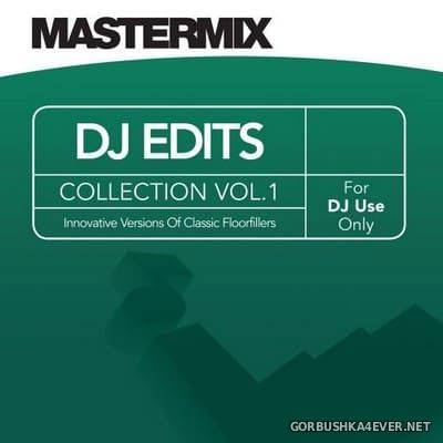[Mastermix] DJ Edits Collection vol 1 [2020]