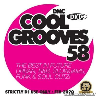 [DMC] Cool Grooves vol 58 [2020]