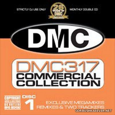 DMC Commercial Collection 317 [2009] / 2xCD