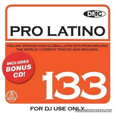 [DMC] Pro Latino vol 133 [2020] / 2xCD