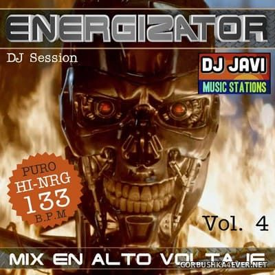 DJ Javi - Energizator 4 (HiNRG Session) [2020]