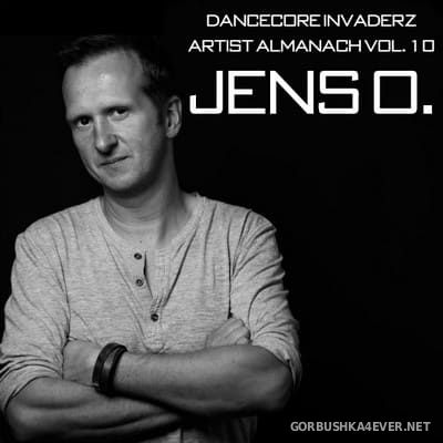 Artist Almanach vol 10 (Jens O Classic Edition) [2020] by Dancecore Invaderz