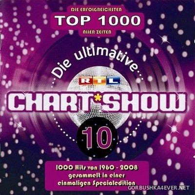 Die Ultimative Chartshow - Die Erfolgreichsten Top 1000 Aller Zeiten vol 06 - vol 10 [2009] / 10xCD