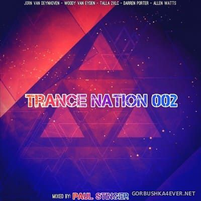 Trance Nation 002 [2020] by Paul Stinger