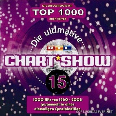 Die Ultimative Chartshow - Die Erfolgreichsten Top 1000 Aller Zeiten vol 11 - vol 15 [2009] / 10xCD