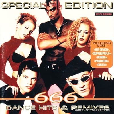 666 - Dance Hits & Remixes [2002] Special Edition