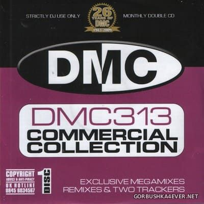 DMC Commercial Collection 313 [2009] / 2xCD