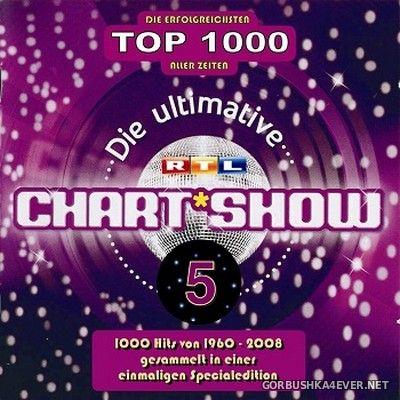 Die Ultimative Chartshow - Die Erfolgreichsten Top 1000 Aller Zeiten vol 01 - vol 05 [2009] / 10xCD
