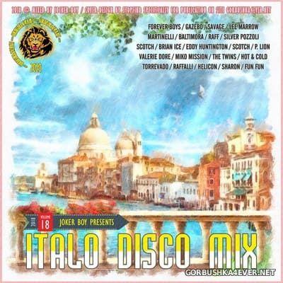 Italo Disco Mix 18 [2018] Mixed by Jocker Boy