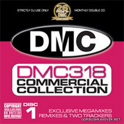 DMC Commercial Collection 318 [2009] / 2xCD