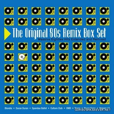 [EMI Gold] The Original 80s Remix Box Set [2007] / 3xCD