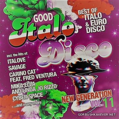 Only Mix - Italo Good Mix New Generation vol 11 [2020]