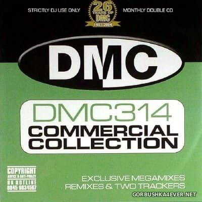 DMC Commercial Collection 314 [2009] / 2xCD