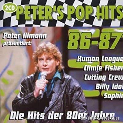 [Disky] Peter's Pop Hits 86-87 [1999] / 2xCD