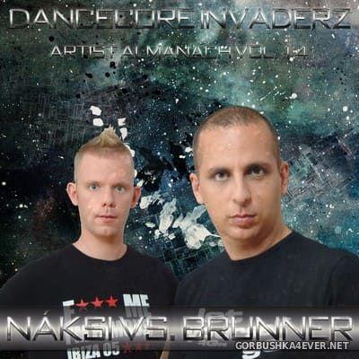 Artist Almanach vol 14 (Naksi vs Brunner Edition) [2020] by Dancecore Invaderz