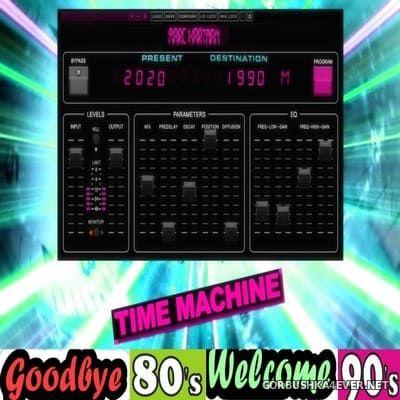 Marc Hartman - Time Machine YearMix 1990 [2020]