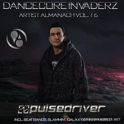 Artist Almanach vol 16 (Pulsedriver Classic Edition) [2020] by Dancecore Invaderz
