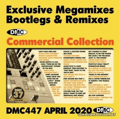 DMC Commercial Collection 447 [2020] April / 3xCD