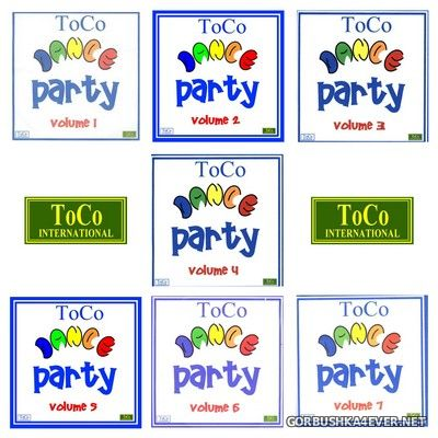 [ToCo Worldwide] Toco Dance Party vol 1 - vol 7 [2006]