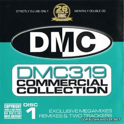 DMC Commercial Collection 319 [2009] / 2xCD