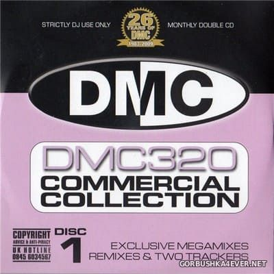 DMC Commercial Collection 320 [2009] / 2xCD