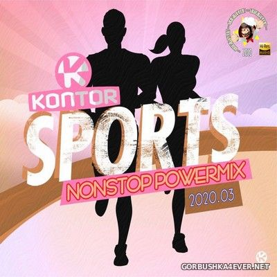 [Kontor] Kontor Sports - Nonstop Powermix 2020.03 [2020]