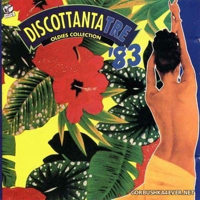 [Discomagic Records] DiscottantaTre '83 (Oldies Collection) [1992]
