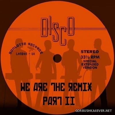 [Ganbatte Records] We Are The Remix Part 2 [2020]