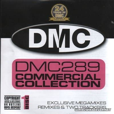 DMC Commercial Collection 289 [2007] / 2xCD