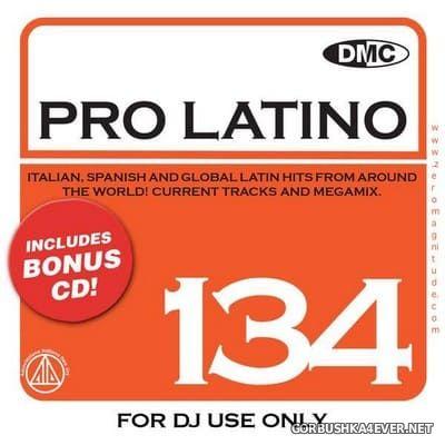 [DMC] Pro Latino vol 134 [2020] / 2xCD