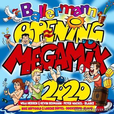 Ballermann Opening Megamix 2020 [2020] / 2xCD / Mixed by DJ Deep