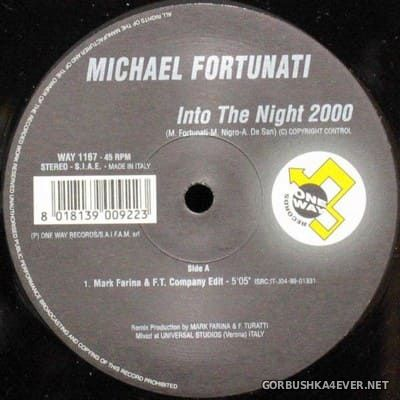 Michael Fortunati - Into The Night 2000 [1999]