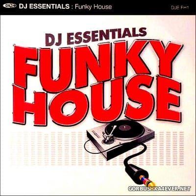 [DMC] DJ Essentials - Funky House [2016]